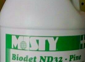 Pine biodet